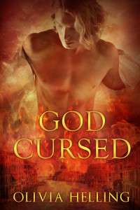 God Cursed, Official Cover