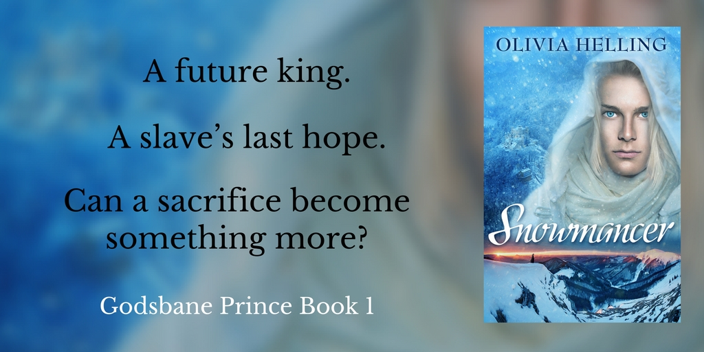 A future king. A slave's last hope. Can a sacrifice become something more>