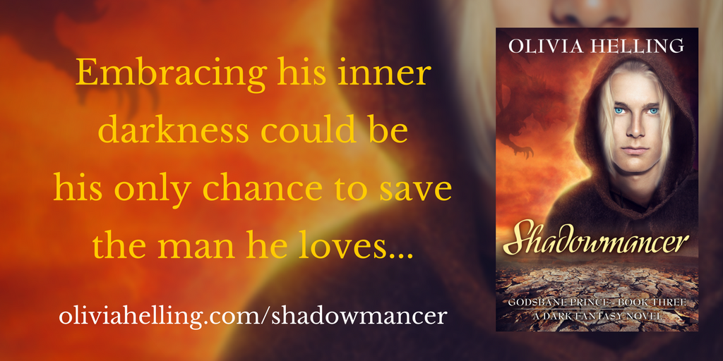 Embracing his inner demon could be his only chance to save the man he loves...
